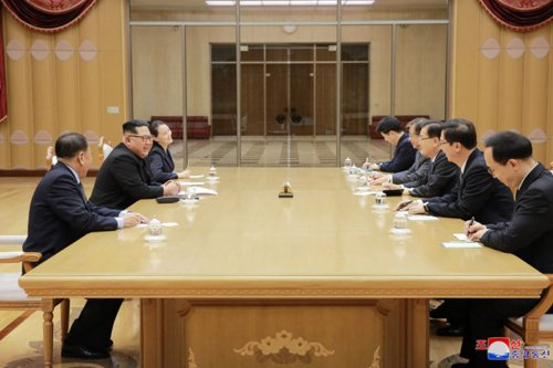 North Korean media lashes out at skeptics, softens tone on Seoul, U.S.