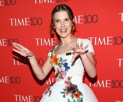 Millie Bobby Brown attends TIME 100 gala: 'My work is yours'