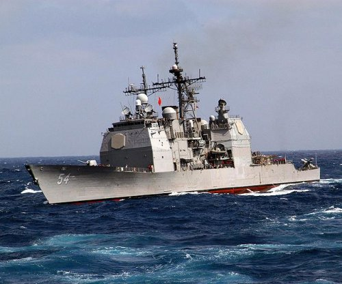 China sends warning to two U.S. Navy ships in South China Sea