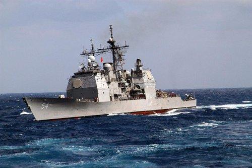 China sends warning to two U.S. Navy ships in South China Sea