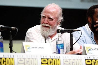 'Walking Dead' stars attend Scott Wilson's memorial