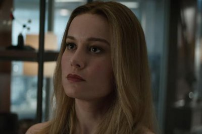 'Avengers: Endgame': Captain Marvel meets Thor in new trailer