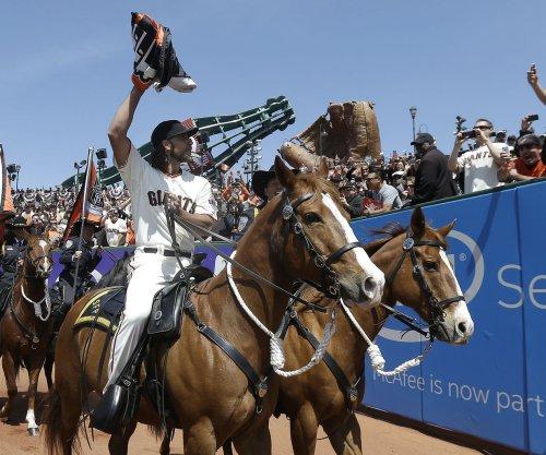 Diamondbacks pitcher Madison Bumgarner had secret identity in rodeo