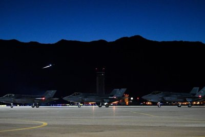 Air Force deploys 388th, 419th Fighter Wings to Middle East
