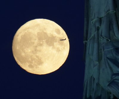 Harvest Moon to rise Thursday; first of two full moons in October