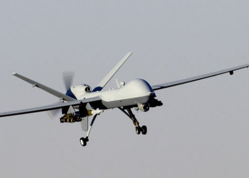 U.S. official defends drone strikes as legal, effective
