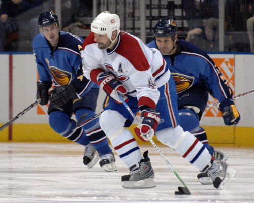 Oilers send Souray to minor leagues