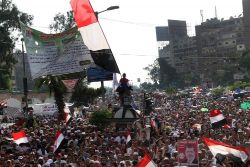 Demonstrations in Egypt, Morsi charged with espionage, collusion