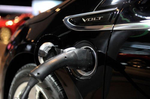 GM's Volt is a first-year sellout