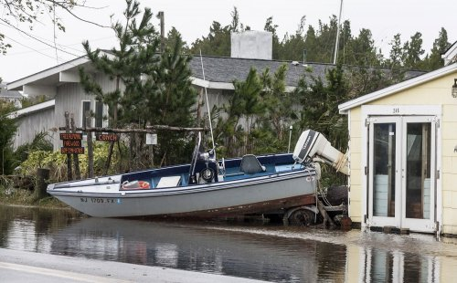 Sandy: U.S. death toll at least 39