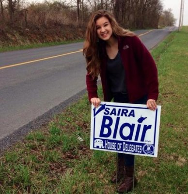 West Virginia teen beats incumbent state delegate in GOP primary