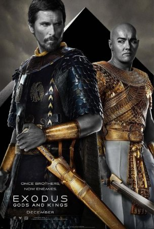 Christian Bale stars as Moses in epic first trailer for 'Exodus: Gods and Kings'