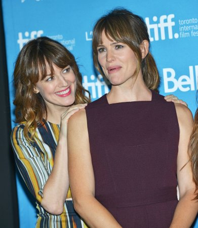 Rosemarie DeWitt says she was terrified to film sex scenes in 'Men, Women & Children'