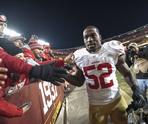 San Francisco 49ers linebacker Patrick Willis to retire