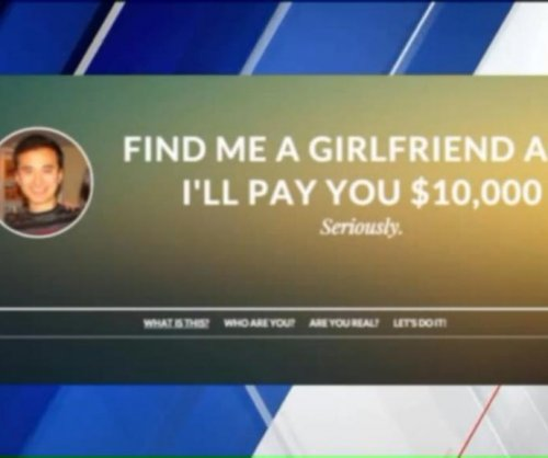 Alabama man offering $10,000 to find him a girlfriend