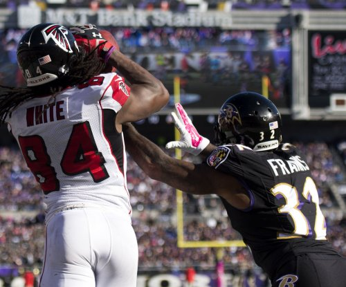 Atlanta Falcons Roddy White not worried about knee