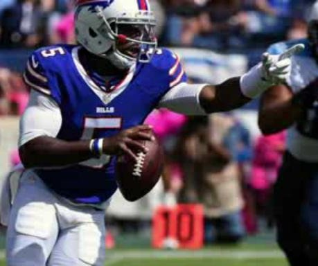 Rex Ryan not ruling out Buffalo Bills QB Tyrod Taylor