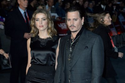 Johnny Depp pranks wife Amber Heard for 'Overhaulin'