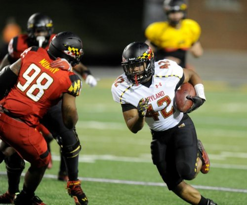 Tehuti Miles: University of Maryland football walk-on survived Afghanistan, fights for playing time