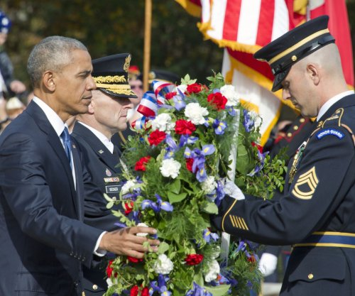 Obama: Look to veterans as example of unity after divisive election