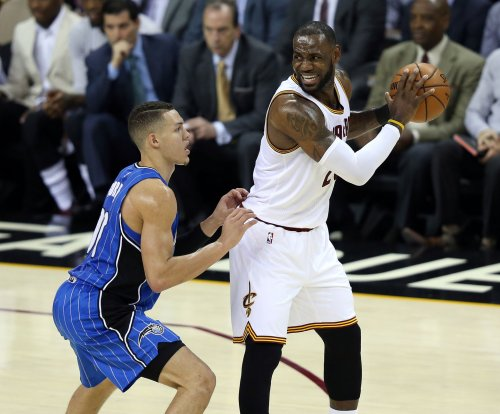 LeBron James' triple-double sparks Cleveland Cavaliers' rout of Orlando Magic