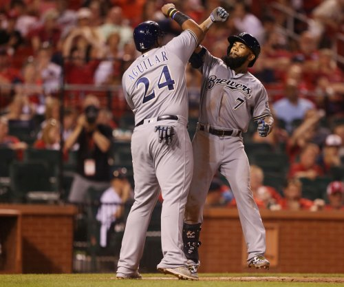 Milwaukee Brewers, resurgent Eric Thames blast Baltimore Orioles