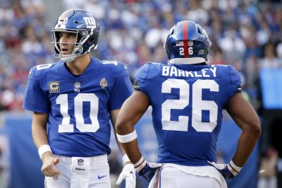 New York Giants take on San Francisco 49ers in battle of cellar dwellers