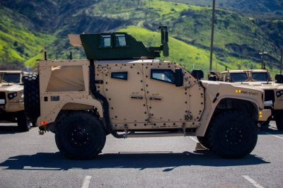 Marines declare new Joint Light Tactical Vehicles ready for use