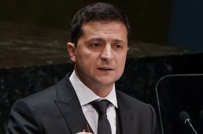 Ukraine President Zelensky, tired of war, urges U.N. to push for peace