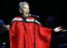 Singer Chavela Vargas dead at 93