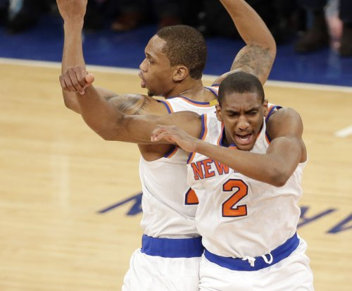 Galloway leads New York Knicks past Atlanta Hawks