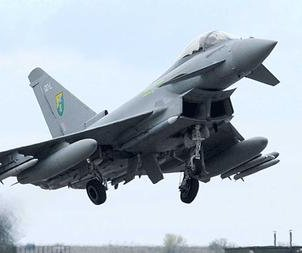 Britain adding Brimstone 2 missiles to Typhoon arsensal