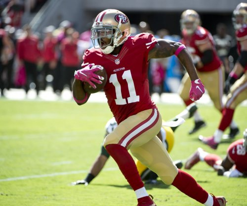 San Francisco 49ers have logjam of WR's vying for roster spots