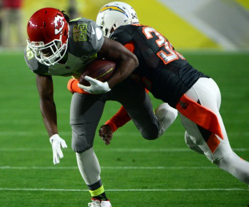 Kansas City Chiefs RB Jamaal Charles placed on IR