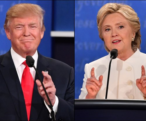 UPI/CVoter poll: Hillary Clinton leads Donald Trump by 3.3 points