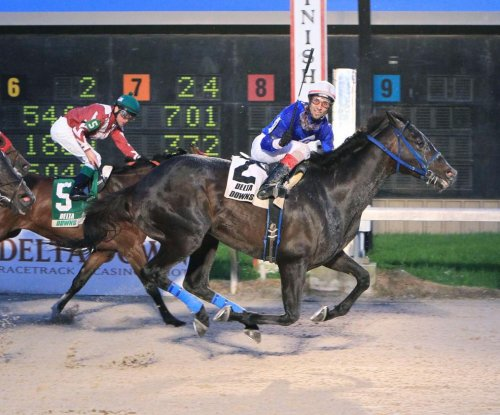 UPI Horse Racing Roundup: Tapwrit, Mastery win Derby preps