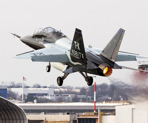 Second Boeing T-X trainer aircraft has successful test flight