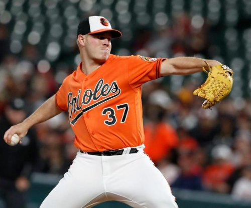 Baltimore Orioles win third straight behind strong pitching