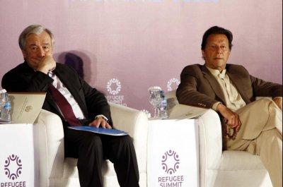 U.N. leader urges 'maximum restraint' over Kashmir dispute