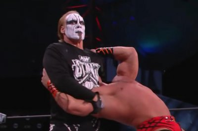 AEW Dynamite: Sting, Darby Allin get revenge on Team Taz
