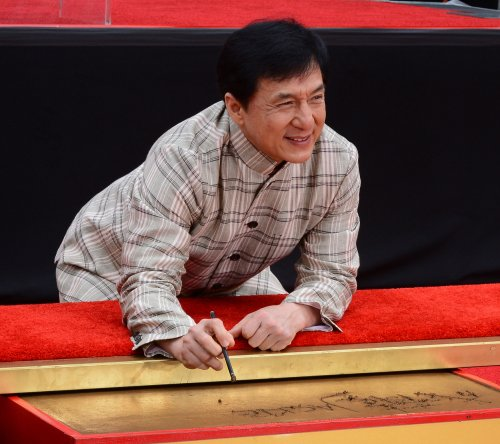 Jackie Chan confuses princes William and Harry