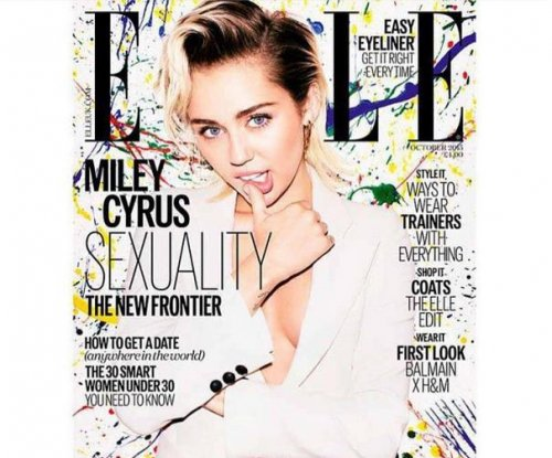 Miley Cyrus reveals she's pansexual