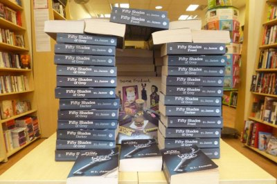 Charity bookstore asks public to stop donating 'Fifty Shades of Grey'