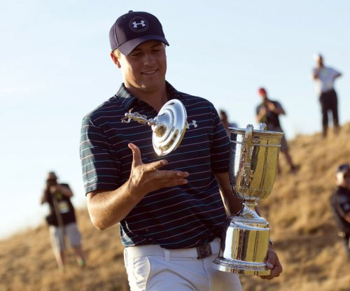 PGA news: Jordan Spieth hands back U.S. Open trophy