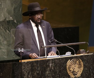 South Sudan president Salva Kiir replaces rival vice president