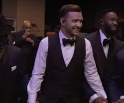 Justin Timberlake lights up the stage in first trailer for upcoming Netflix concert film