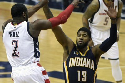 Paul George unsure of future with Indiana Pacers
