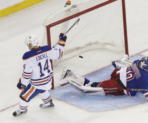 NHL roundup: New York Islanders acquire Jordan Eberle from Edmonton Oilers