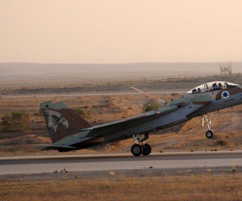 Israel strikes Hamas positions after Gaza rocket attack