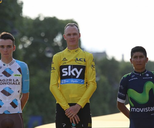 Tour de France 2017: Chris Froome retains yellow jersey, Bauke Mollema wins Stage 15